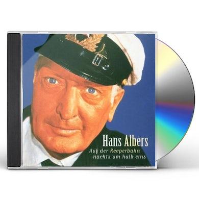 Hans Albers AUF DER REEPERBAHN NACHTS UM HALB EINS CD