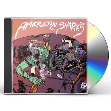 AMERICAN SHARKS CD