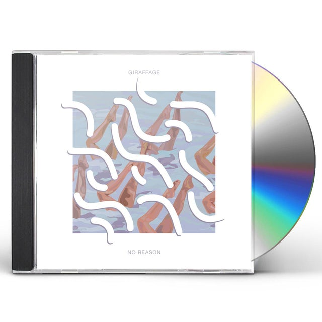 Giraffage NO REASON CD