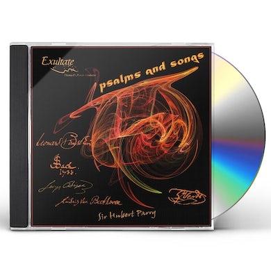 Exultate PSALMS & SONGS CD