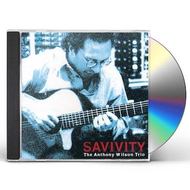 Anthony Wilson SAVIVITY CD