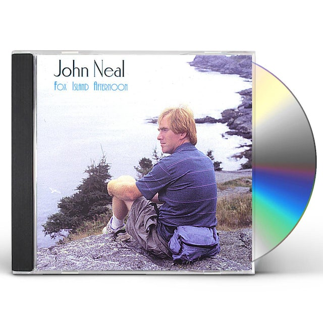 John Neal FOX ISLAND AFTERNOON CD