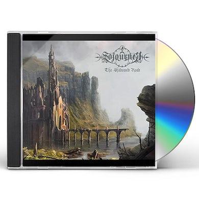 Sojourner SHADOWED ROAD CD
