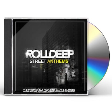 Roll Deep STREET ANTHEMS CD