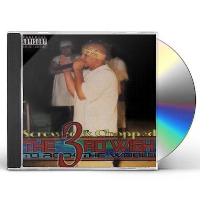 SPM 3RD WISH TO ROCK THE WORLD CD