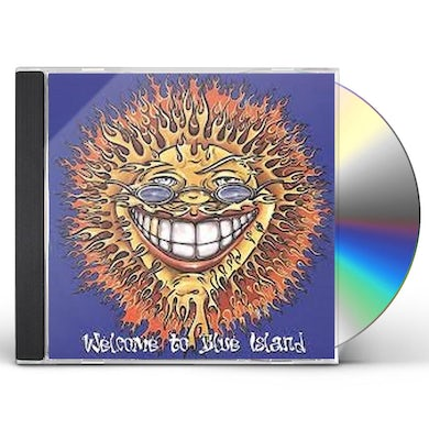Enuff Z'nuff WELCOME TO BLUE ISLAND CD