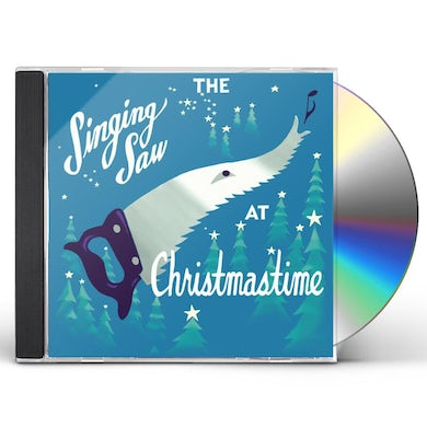 Julian Koster THE SINGING SAW AT CHRISTMASTIME CD