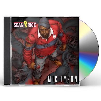 Sean Price MIC TYSON CD