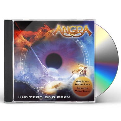 Angra HUNTERS & PREY CD