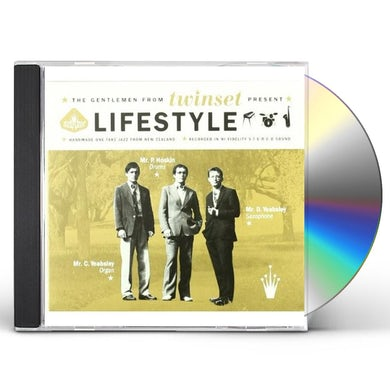 Twinset LIFESTYLE CD