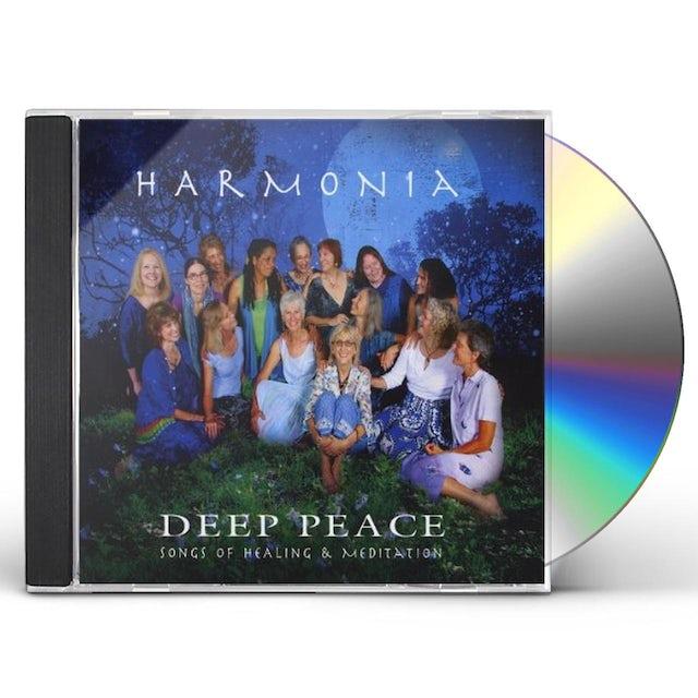 Harmonia DEEP PEACE CD