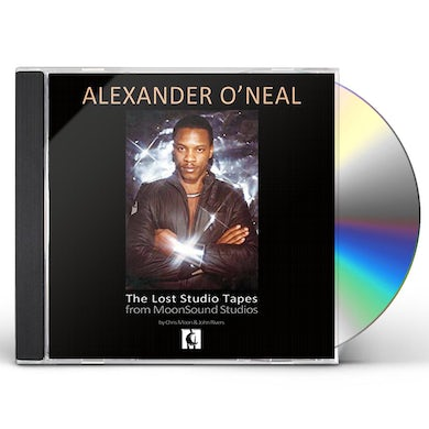 Alexander O'Neal LOST TAPES CD