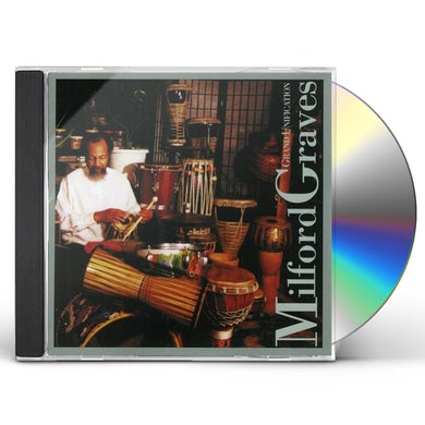 Milford Graves GRAND UNIFICATION CD