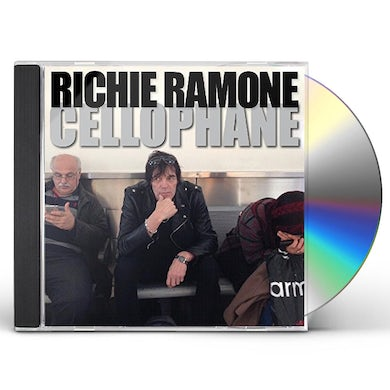 Richie Ramone CELLOPHANE CD
