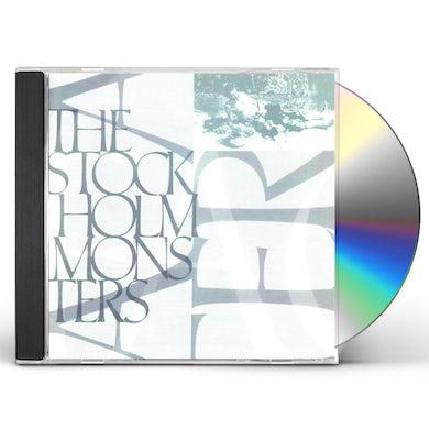 Stockholm Monsters ALMA MATER CD