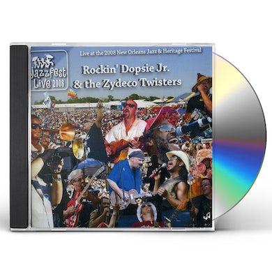 Rockin Dopsie JAZZ FEST 2008 CD