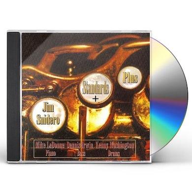 Jim Snidero STANDARDS CD