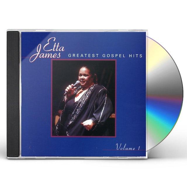 Etta James GREATEST GOSPEL HITS 1 CD