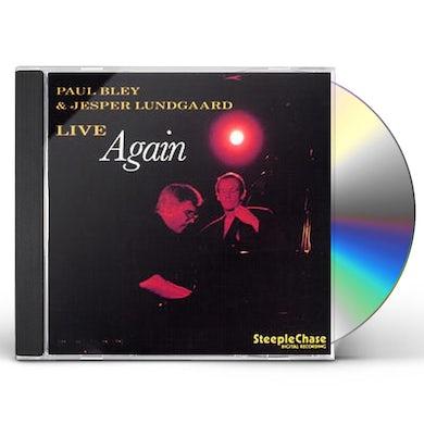 Paul Bley LIVE AGAIN CD