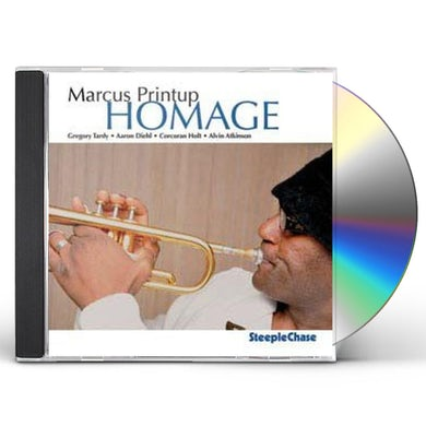 Marcus Printup HOMAGE CD