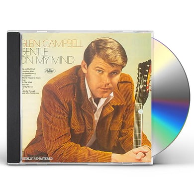 Glen Campbell GENTLE ON MY MIND CD
