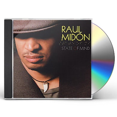 Raul Midon STATE OF MIND CD