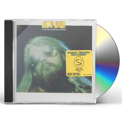 Leon Russell SHELTER PEOPLE CD