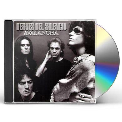 Heroes Del Silencio AVALANCHA CD