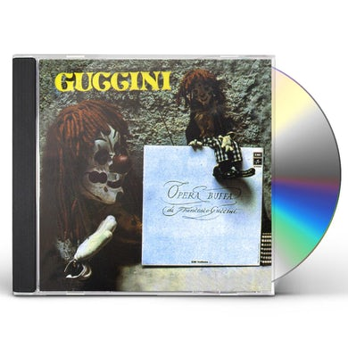 Francesco Guccini OPERA BUFFA CD