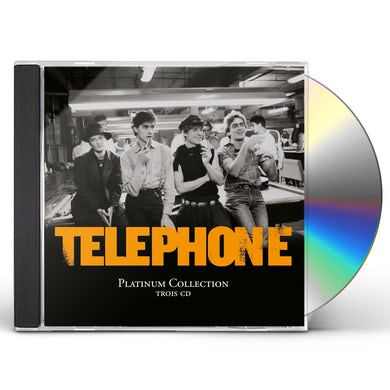 Telephone PLATINUM COLLECTION CD