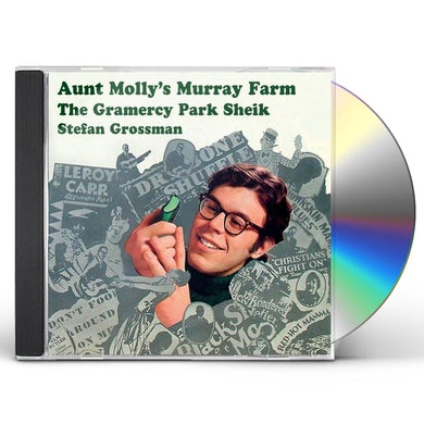 Stefan Grossman AUNT MOLLY'S MURRAY FARM CD