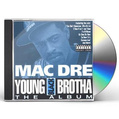 Mac Dre YOUNG BLACK BROTHA CD