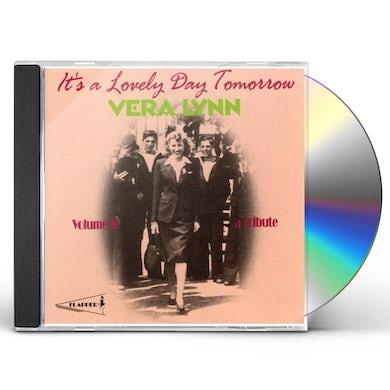 Vera Lynn IT'S A LOVELY DAY TOMORROW CD