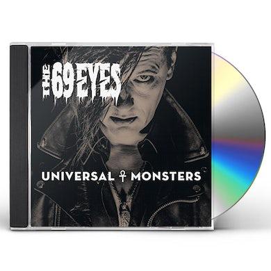 69 Eyes UNIVERSAL MONSTERS CD