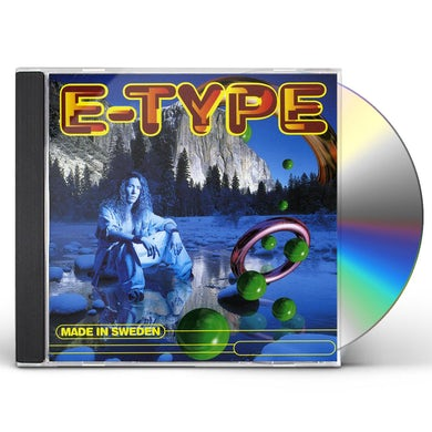 E-Type MADE IN SWEDEN CD