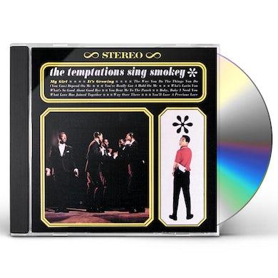 The Temptations SING SMOKEY CD
