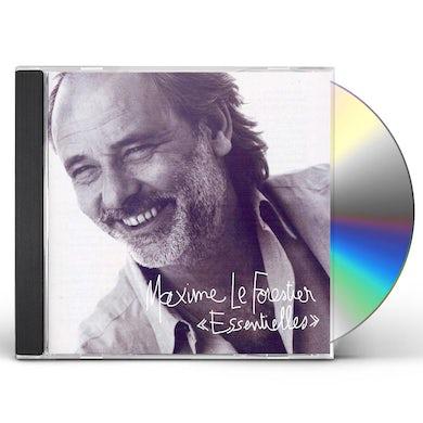 Maxime Le Forestier ESSENTIELLES CD