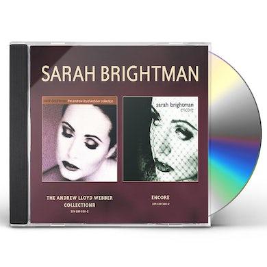 Sarah Brightman ANDREW LLOYD WEBBER COLLECTION / ENCORE CD
