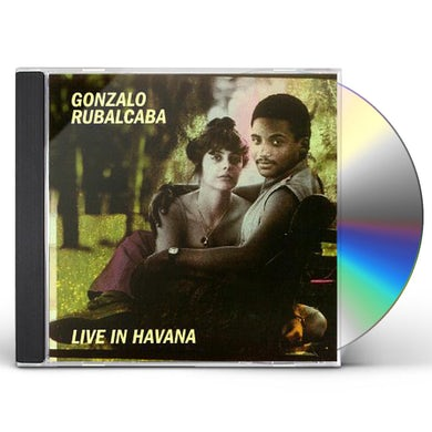 Gonzalo Rubalcaba LIVE IN HAVANA CD