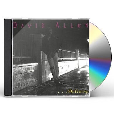 David Allen BELIEVE CD