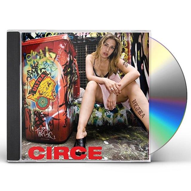 Ultra CIRCE CD