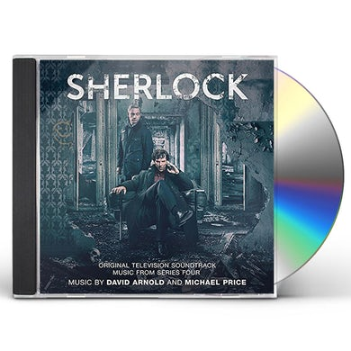 David Arnold / Michael Price SHERLOCK SERIES 4 - Original Soundtrack CD