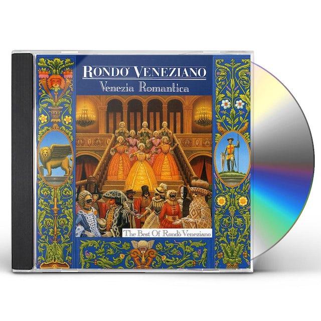 Rondo Veneziano VENEZIA ROMANTICA CD