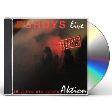Puhdys LIVE CD