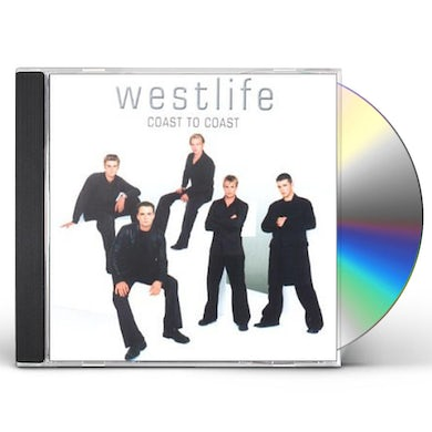 Westlife COAST TO COAST CD
