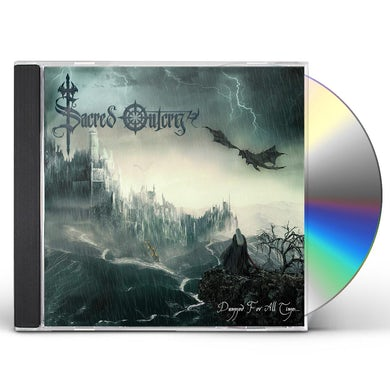 Sacred Outcry DAMNED FOR ALL TIME CD