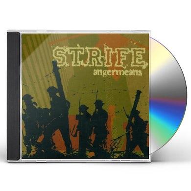 Strife ANGERMEANS CD