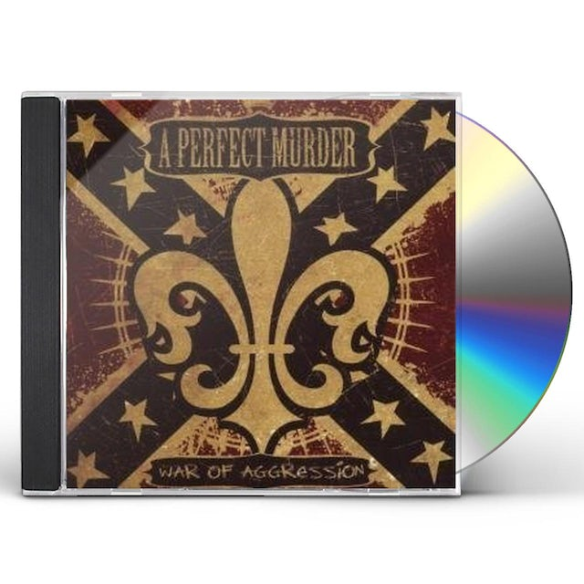 Perfect Murder WAR OF AGGRESSION CD