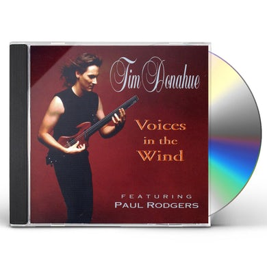 Tim Donahue VOICES IN THE WIND CD