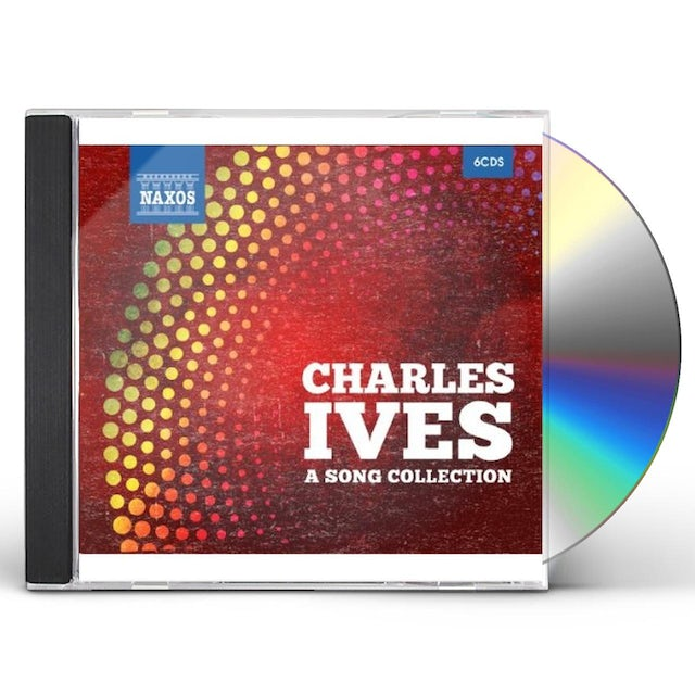 Charles Ives SONG COLLECTION CD
